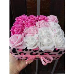 'Pink Panther' habrózsa doboz