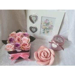 Romantikus Extra ajándékcsomag, limitált